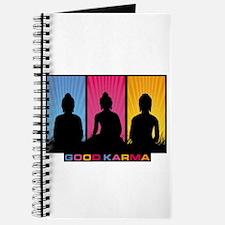 Good Karma Buddhas Journal