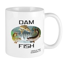 Dam Fish Mug