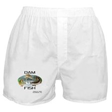 Dam Fish Boxer Shorts