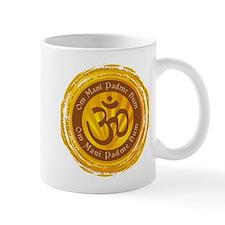 Tibetan Mantra Om Symbol Mug