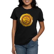 Tibetan Mantra Om Symbol Tee