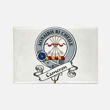 Cameron Clan Badge Rectangle Magnet (10 pack)