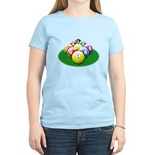 9-ball rack T-Shirt