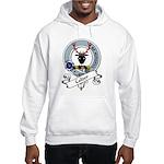 Calder Clan Badge Hooded Sweatshirt