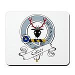 Calder Clan Badge Mousepad