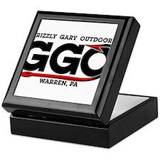 Grizzly Gary Outdoors Hook Keepsake Box