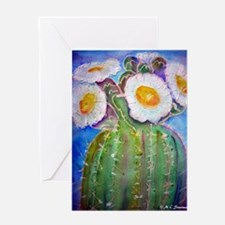 Cactus, awesome, Greeting Card