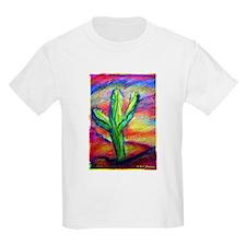 Cactus, Colorful, T-Shirt