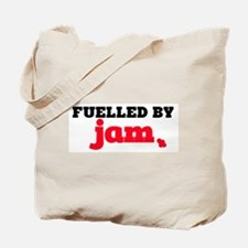 Fuelled by Jam Tote Bag