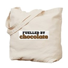 Fuelled by Chocolate Tote Bag