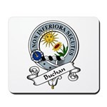 Buchan Clan Badge Mousepad