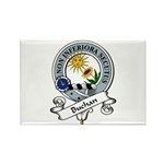 Buchan Clan Badge Rectangle Magnet (10 pack)