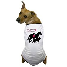 Unique German girl Dog T-Shirt