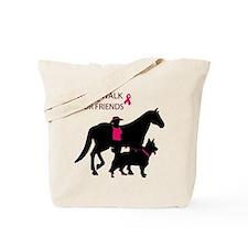 Unique Think pink Tote Bag