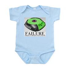Funny Rewind Infant Bodysuit