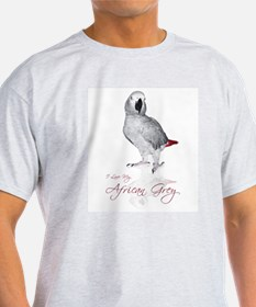 i love my african grey T-Shirt