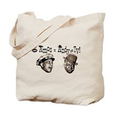 Amos 'n' Andy Tote Bag