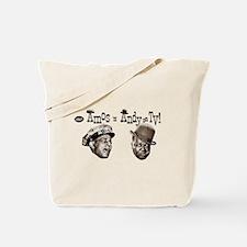 Amos 'n' Andy Tote Bag