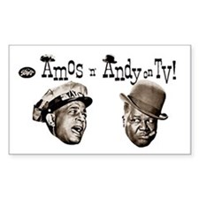 Amos 'n' Andy Decal