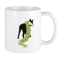 Green Dragon Puppy Mug