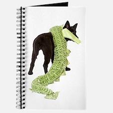 Green Dragon Puppy Journal