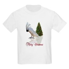 cockatoo christmas T-Shirt