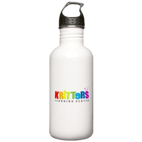 Kritters Stainless Water Bottle 1.0L