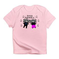 Radio Romance Infant T-Shirt
