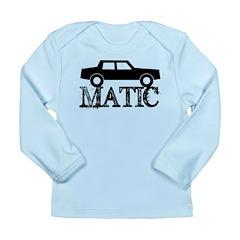 Automatic Long Sleeve Infant T-Shirt
