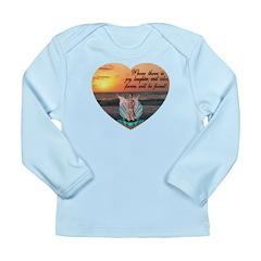 Fairies Found Long Sleeve Infant T-Shirt