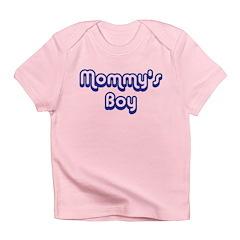 Mommy's Boy Infant T-Shirt