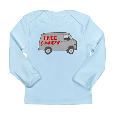 Free Candy Long Sleeve Infant T-Shirt