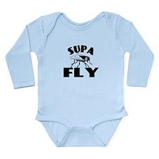 Supa Fly Onesie Romper Suit