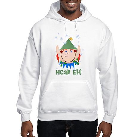 Head Elf Hooded Sweatshirt