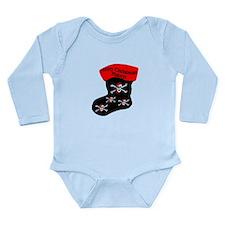 Merry Christmas Matey Long Sleeve Infant Bodysuit