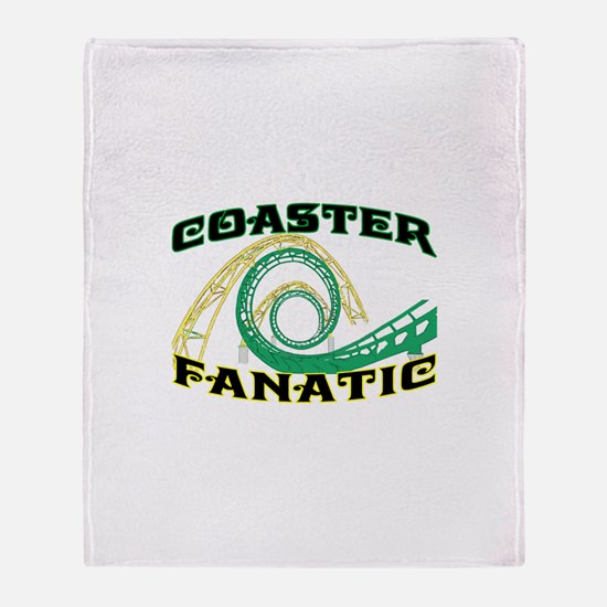 Coaster Fanatic Throw Blanket