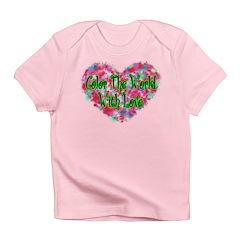 Color The World Infant T-Shirt