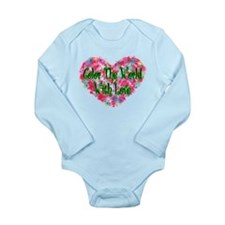 Color The World Onesie Romper Suit