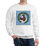 Christmas Cocker Spaniel Sweatshirt