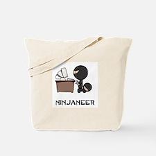 Unique Ninja Tote Bag
