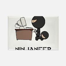 2-ninjaneer Magnets