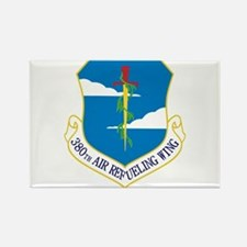 380th ARW Rectangle Magnet