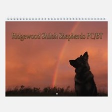 Ridgewood Wall Calendar :2011