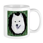Christmas Samoyed Mug