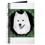 Christmas Samoyed Journal