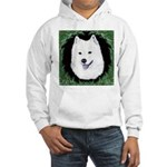 Christmas Samoyed Hooded Sweatshirt