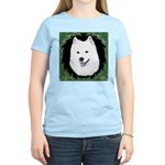 Christmas Samoyed Women's Light T-Shirt