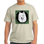 Christmas Samoyed Light T-Shirt