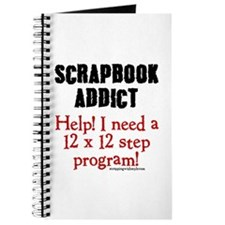12 x 12 Step Program Journal