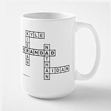 BELL II SCRABBLE-STYLE Mug